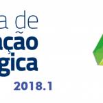 Jornada Pedagógica 2018.1 começa na próxima Quarta-feira, 24