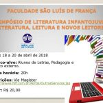 II SIMPÓSIO DE LITERATURA INFANTO-JUVENIL
