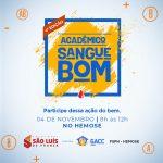 Alunos da Faculdade São Luís de França realizam 4ª edição de campanha de Doação de Sangue