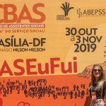 Aluna da Faculdade São Luís de França participa de importante Congresso sobre Serviço Social