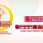 XVIII Semana Acadêmica de Letras - Diversidade da literatura sergipana será discutida em Semana Acadêmica de Letras