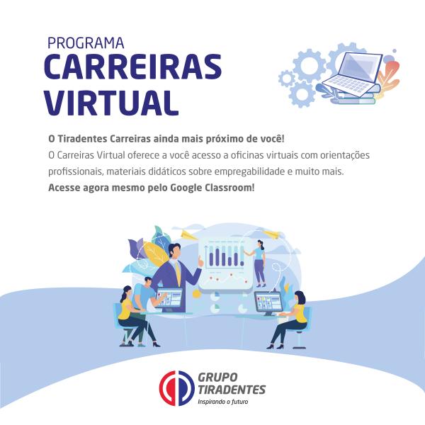 São Luís implementa plataforma 'Carreiras Virtual'