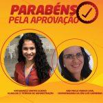 Alunos da São Luís comemoram aprovação em estágio do Ministério Público